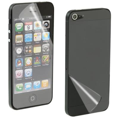 Ochranná anti-reflexní fólie pro Apple iPhone 5 - oboustranná