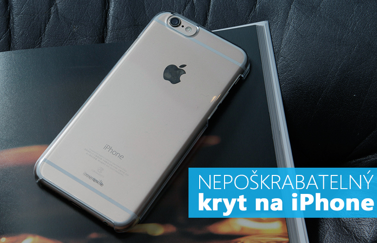 Kryt na iPhone Just Mobile TENC
