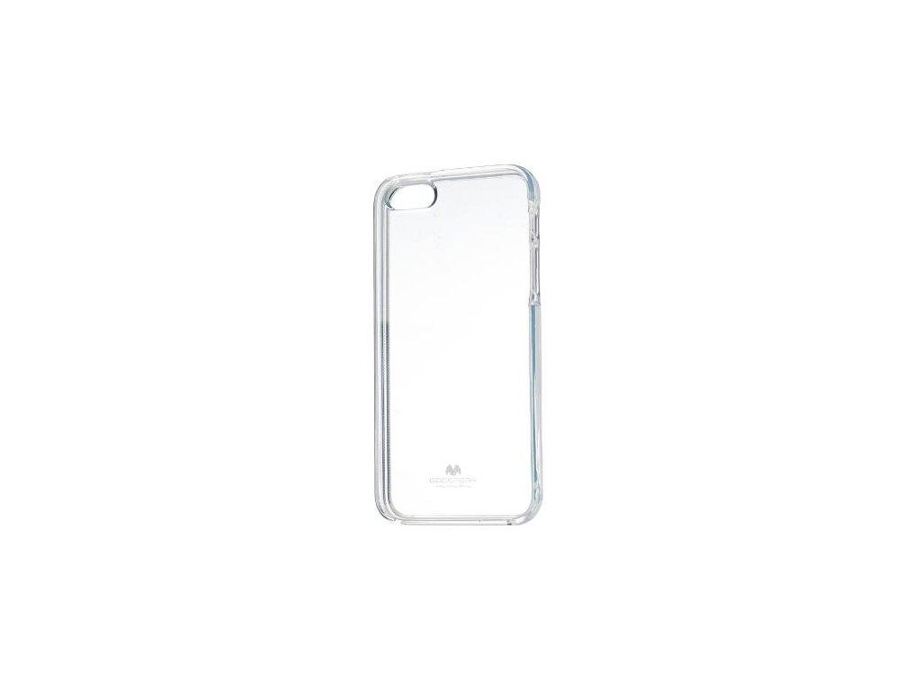 Pouzdro / kryt pro Apple iPhone 6 / 6S - Mercury, Jelly Transparent