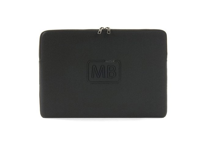 Pouzdro pro MacBook Pro / Retina 15 - Tucano, New Elements černý karbon