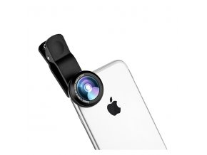 Objektiv pro iPhone - Hoco, PH5 Eagle (Wide-angle and Macro lens)