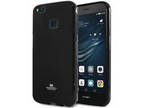 Pouzdro / kryt pro Huawei P9 LITE (2016) - Mercury, Jelly Black