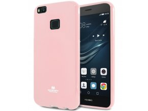 Pouzdro / kryt pro Huawei P9 LITE (2016) - Mercury, Jelly Pink