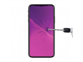 Ochranné tvrzené sklo pro iPhone X - Mercury, Premium Glass