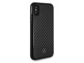 Ochranný kryt pro iPhone X - Mercedes, Dynamic Back Carbon