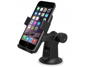 Univerzální držák do auta pro Apple iPhone 4 / 4S / 5 / 5S / 6 / 6S / SE / 7 / 8 / X - iOttie, Easy One Touch