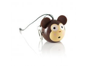 Reproduktorový systém pro iPhone a iPad - KITSOUND, Mini Buddy Monkey