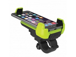 Držák na kolo / motorku pro Apple iPhone - iOttie, Active Edge - electric lime