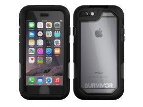 Pouzdro / kryt pro Apple iPhone 6 Plus / 6S Plus - Griffin, Summit Clear
