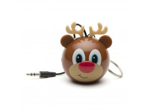 Reproduktorový systém pro iPhone a iPad - KITSOUND, Mini Buddy Reindeer