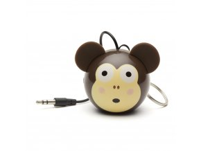 Reproduktorový systém pro iPhone a iPad - KITSOUND, Mini Buddy Monkey