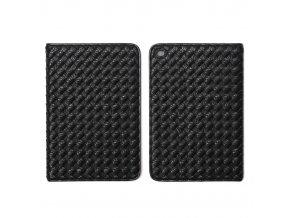 Pouzdro / kryt pro Apple iPad mini 4 - Zenus, Mesh Diary Black