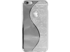 Pouzdro / kryt pro Apple iPhone 6 / 6S - X-DORIA, BALANCE SILVER