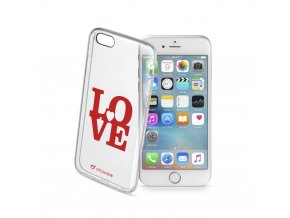 Pouzdro / kryt pro Apple iPhone 6 / 6S - Cellularline, STYLE LOVE