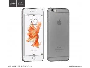 Pouzdro / kryt pro Apple iPhone 6 / 6S - Hoco, Surrounded Black