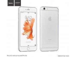 Pouzdro / kryt pro Apple iPhone 6 / 6S - Hoco, Surrounded White