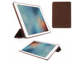Pouzdro / kryt pro iPad Pro 9.7 - Hoco, Crystal Brown