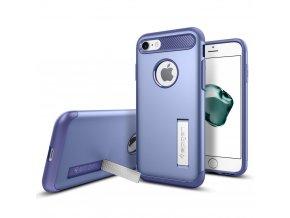 Pouzdro / kryt pro Apple iPhone 7 / 8 - Spigen, Slim Armor Violet