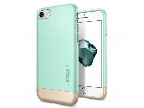 Pouzdro / kryt pro Apple iPhone 7 - Spigen, Style Armor Mint