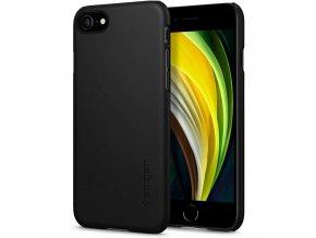 Pouzdro / kryt pro Apple iPhone 7 / 8 - Spigen, Thin Fit Black