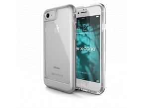 Pouzdro / kryt pro Apple iPhone 7 / 8 - X-DORIA, EVERVUE SILVER