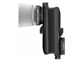 Objektiv pro iPhone 7/8/7plus/8plus - OlloClip, Macro Pro Lens