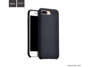 Pouzdro / kryt pro Apple iPhone 7 PLUS / 8 PLUS - Hoco, Silica Black