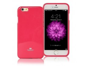 Pouzdro / kryt pro Apple iPhone 7 / 8 - Mercury, Jelly Case Hot Pink