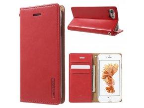 Pouzdro / kryt pro iPhone 7 / 8 - Mercury, Bluemoon Flip Red