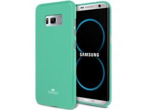 Pouzdro / kryt pro Samsung Galaxy S8 - Mercury, Jelly Mint