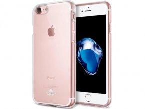 Pouzdro / kryt pro Apple iPhone 7 / 8 - Mercury, Jelly Transparent