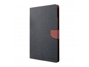 Pouzdro / kryt pro Apple iPad Air 2 - Mercury, Fancy Diary Black/Brown