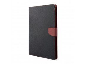 Pouzdro / kryt pro iPad Pro 9.7 - Mercury, Fancy Diary Black/Brown