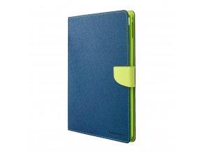 Pouzdro / kryt pro iPad Pro 9.7 - Mercury, Fancy Diary Navy/Lime