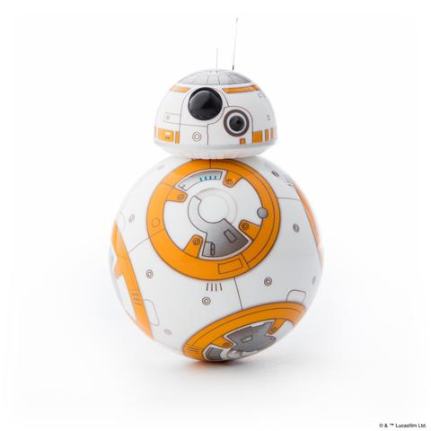 Droid ovládaný aplikací - Sphero, BB-8