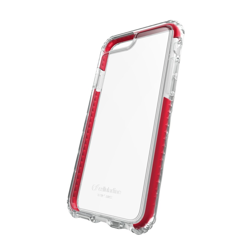 Pouzdro / kryt pro Apple iPhone 7 / 8 - Cellularline, TETRA FORCE CASE PRO Red