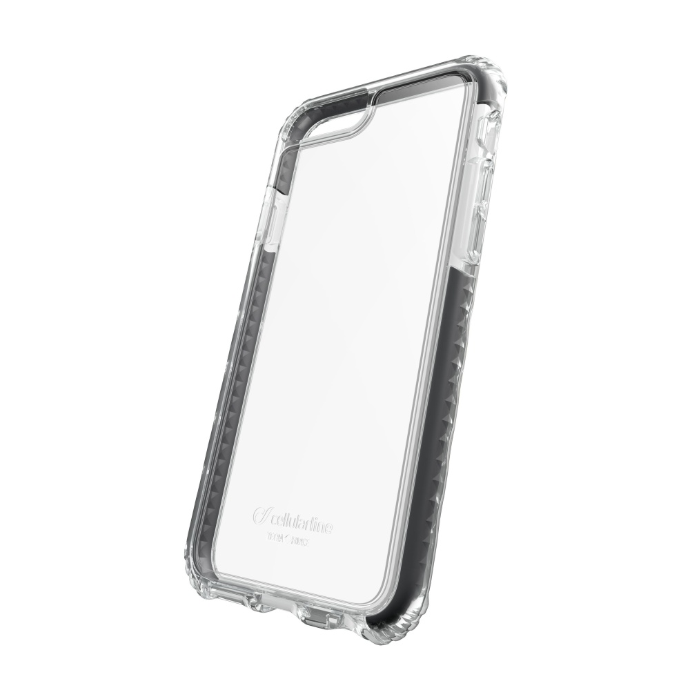 Pouzdro / kryt pro Apple iPhone 7 / 8 - Cellularline, TETRA FORCE CASE PRO Black