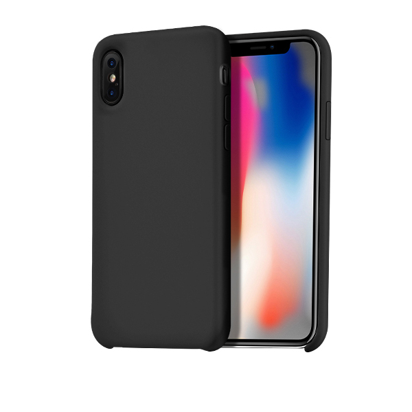 Ochranný kryt pro iPhone X - HOCO, Pure Black