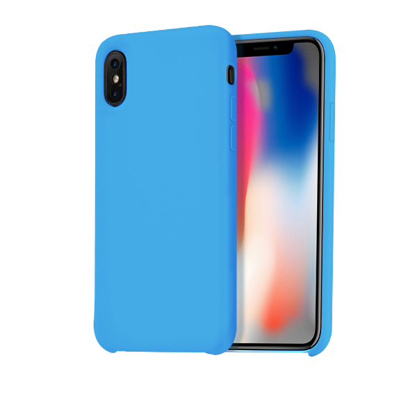 Ochranný kryt pro iPhone X - HOCO, Pure Blue