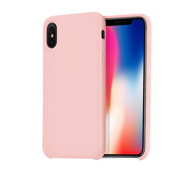Ochranný kryt pro iPhone X - HOCO, Pure Pink