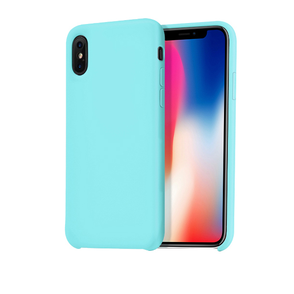 Ochranný kryt pro iPhone X - HOCO, Pure IceBlue
