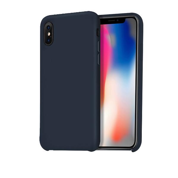 Ochranný kryt pro iPhone X - HOCO, Pure MidnightBlue