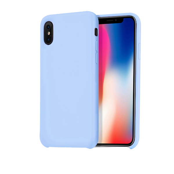 Ochranný kryt pro iPhone X - HOCO, Pure LightPurple