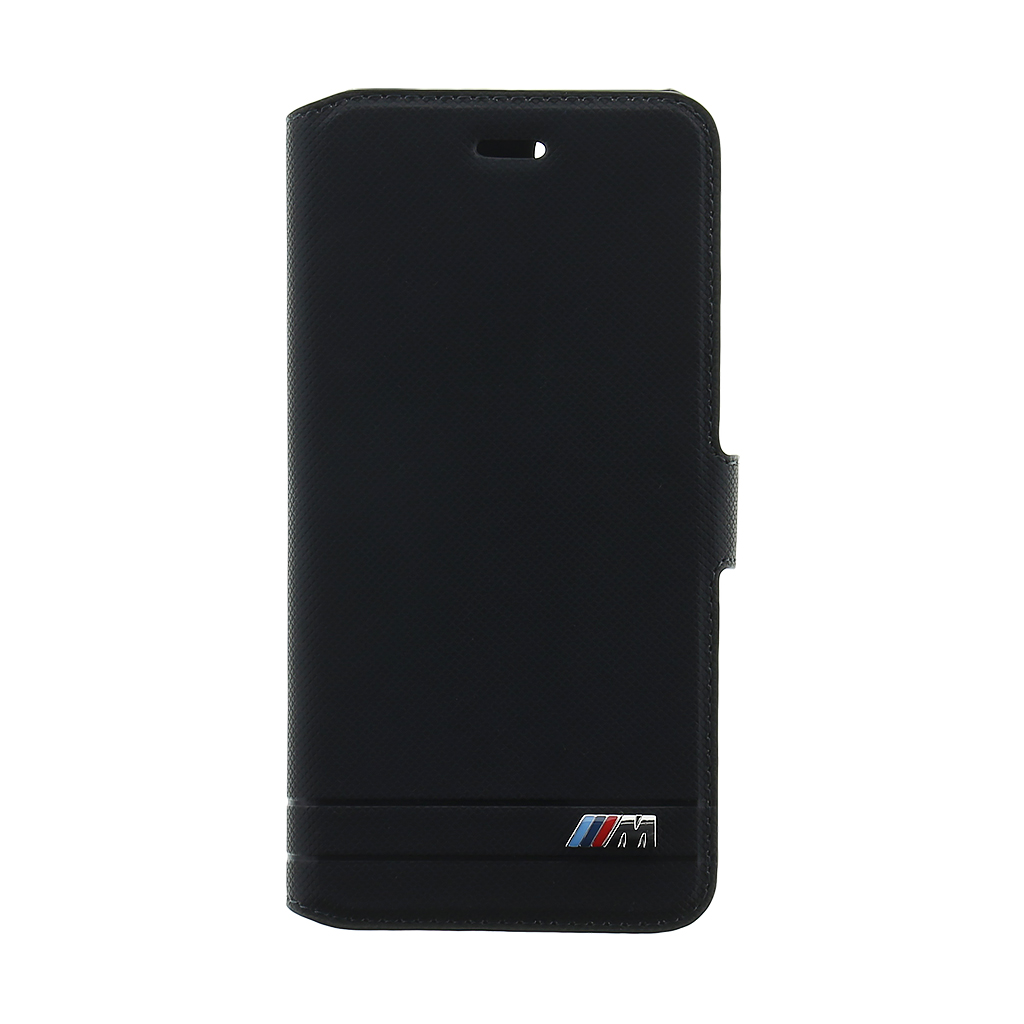 Pouzdro / kryt pro iPhone 8 / 7 / 6S / 6 - BMW, M-Experience Book Black