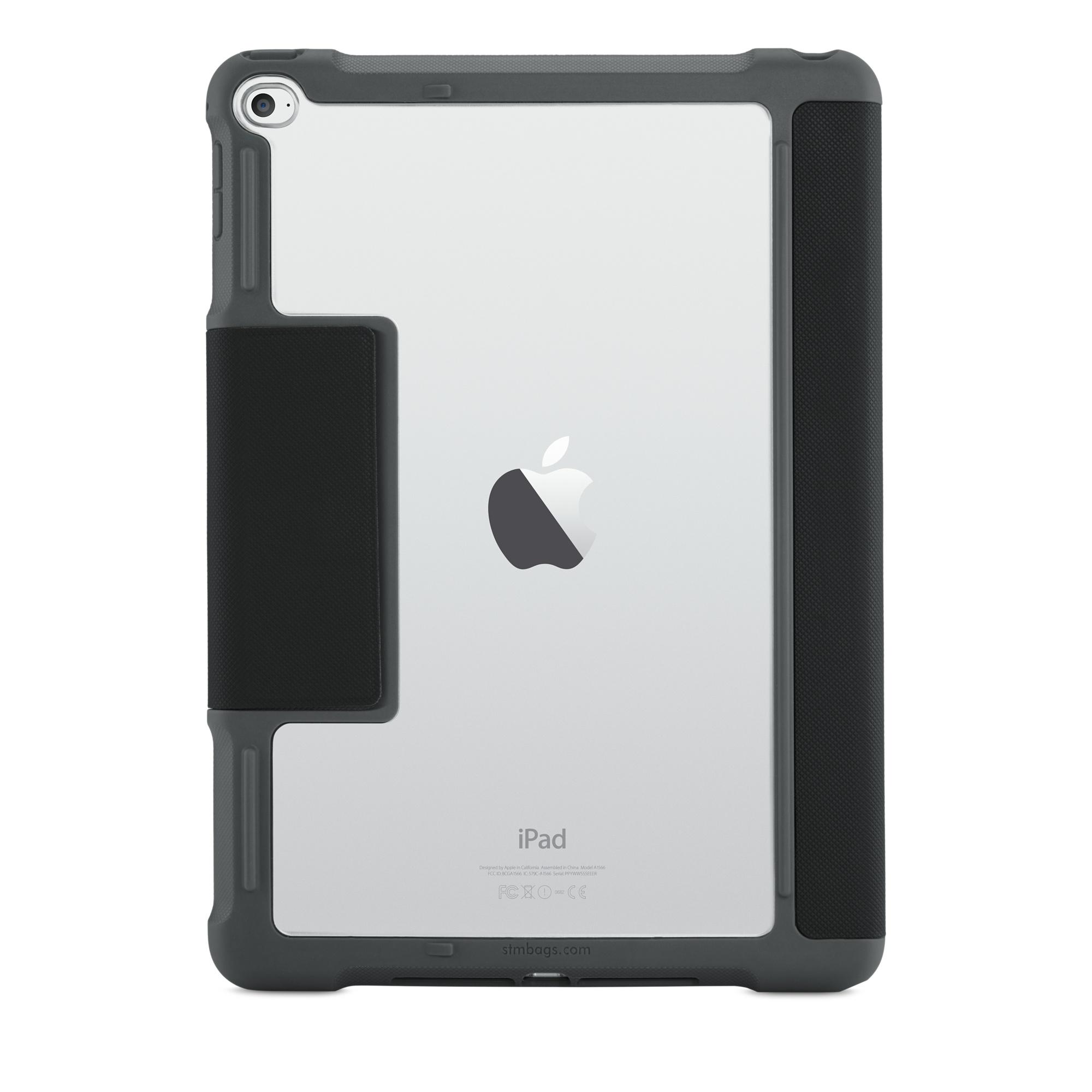 Pouzdro / kryt pro Apple iPad Air 2 - STM, Dux Black