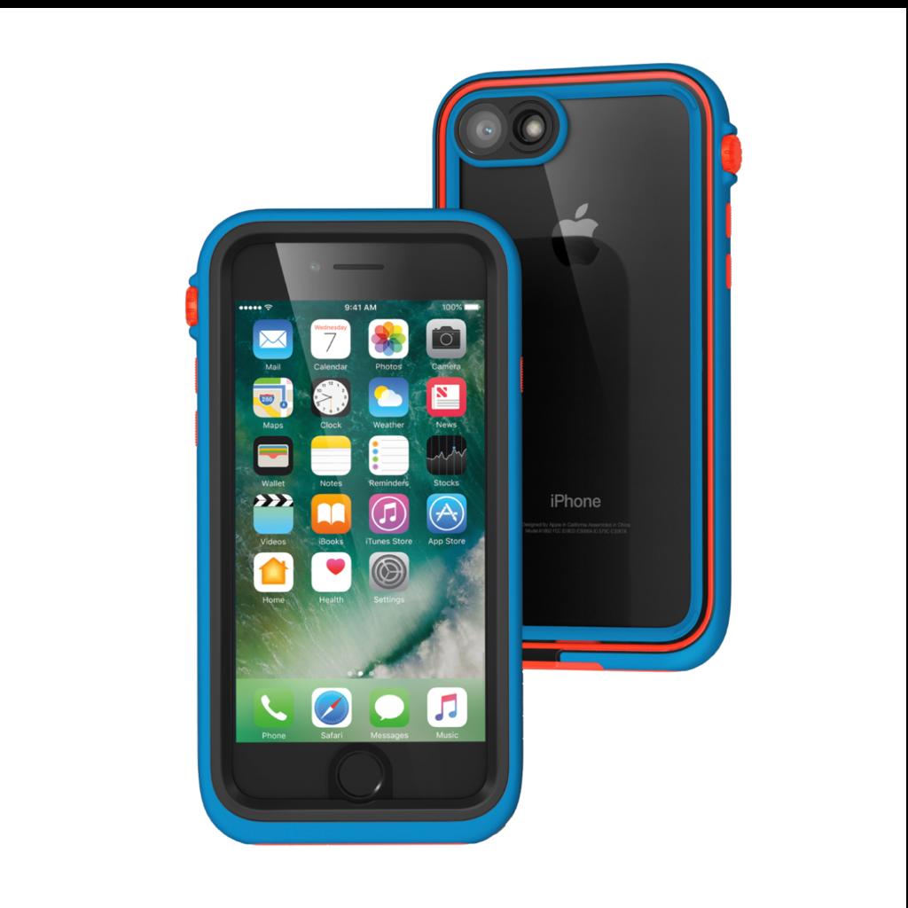 Voděodolné pouzdro / kryt pro Apple iPhone 7 - Catalyst, Waterproof Case Blueridge