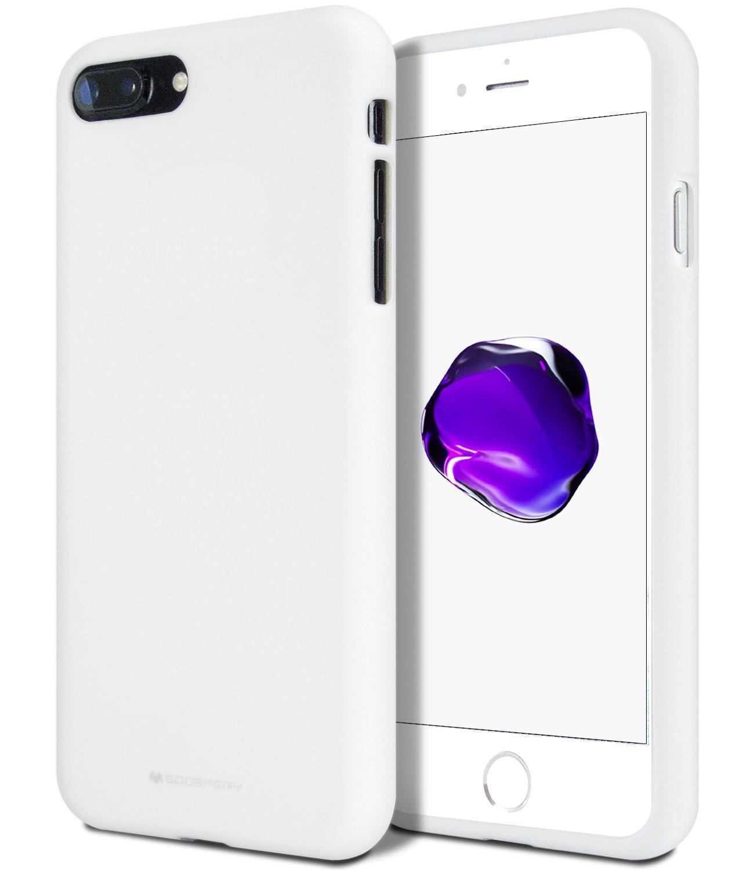 Ochranný kryt pro Apple iPhone 5 / 5S / SE - Mercury, Soft Feeling White