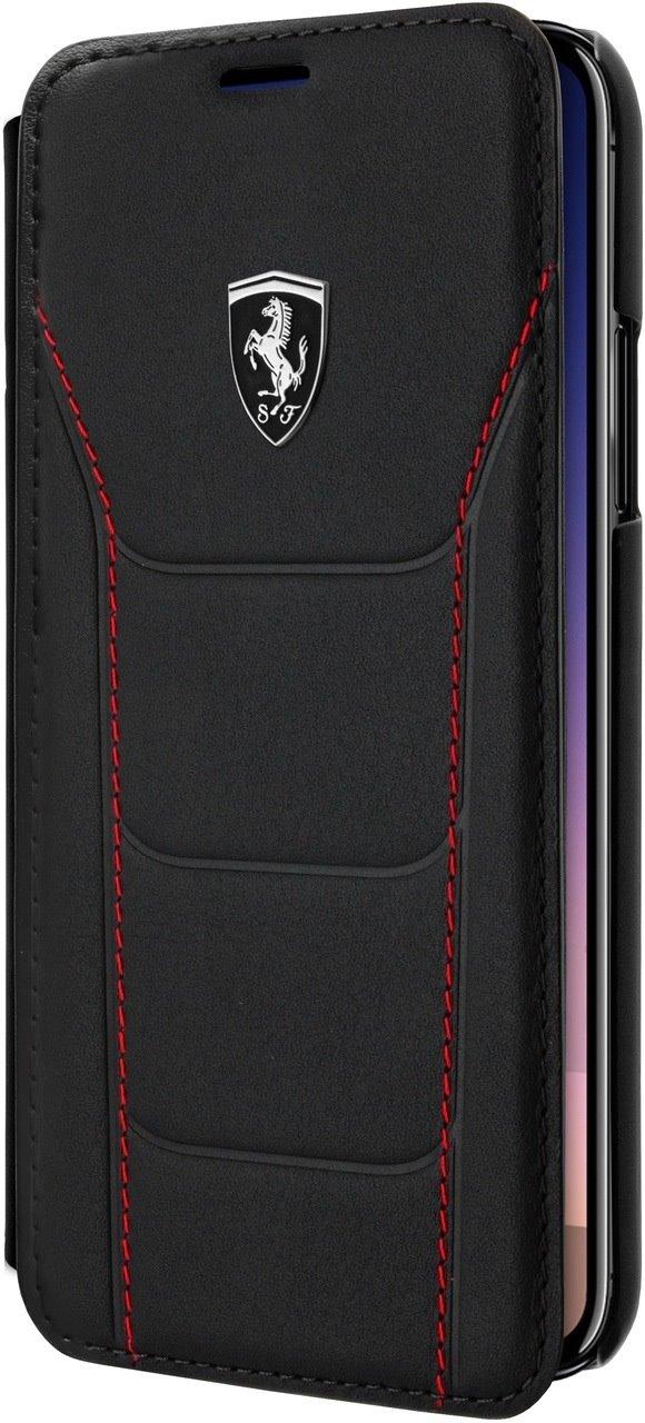 Pouzdro / kryt pro iPhone 8 PLUS / 7 PLUS / 6S PLUS / 6 PLUS - Ferrari, Heritage 488 Book Black