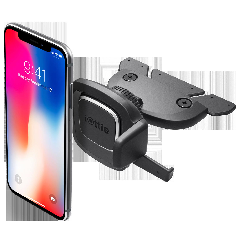 Univerzální držák do CD slotu pro iPhone - iOttie, Easy One Touch 4 CD Slot Mount