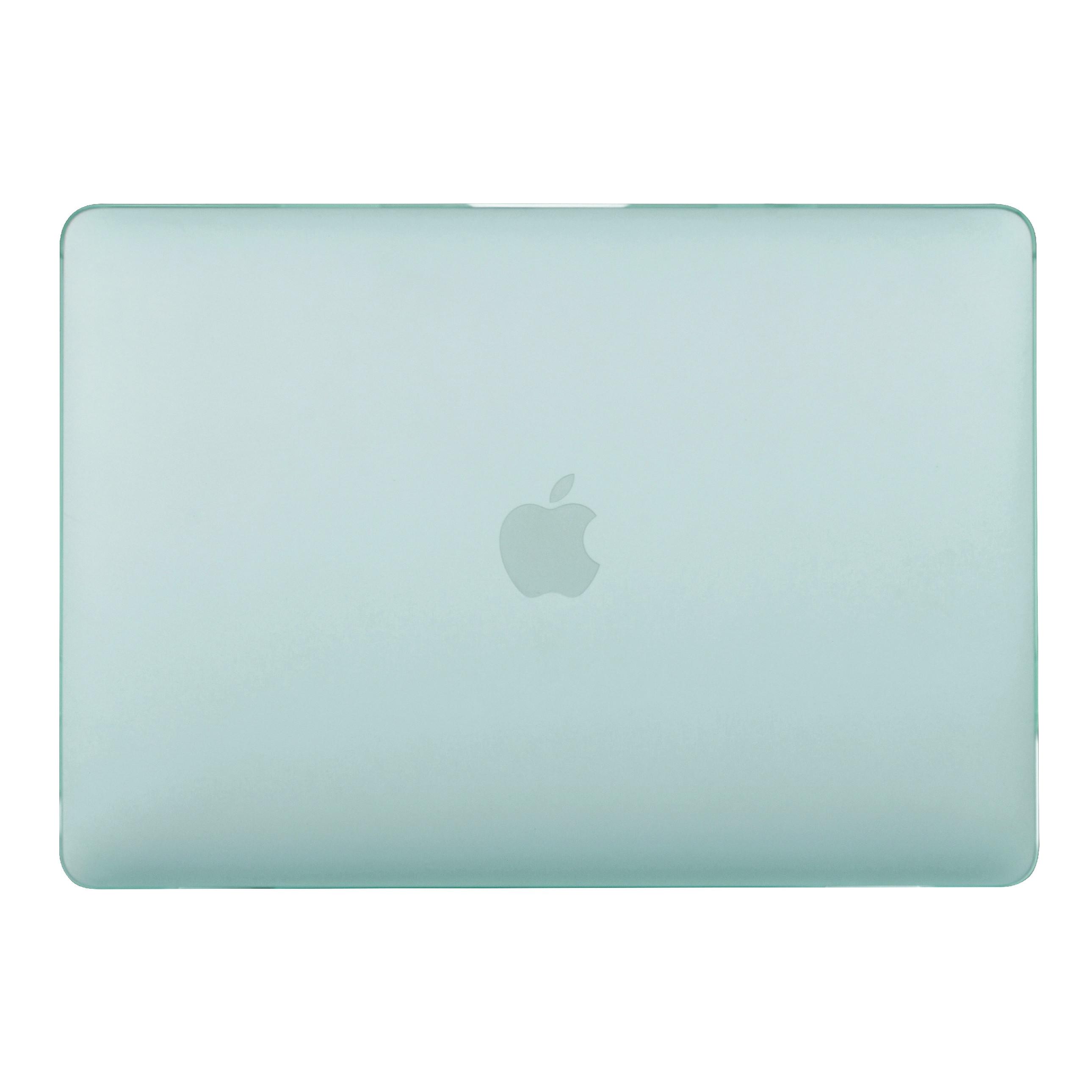 Polykarbonátové pouzdro / kryt na MacBook Air 13 - matný tyrkysový